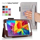 MOFRED® Brown Samsung Galaxy Tab 4 8
