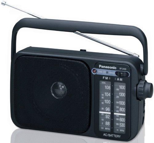 RF-2400 - Tuner radio - argenté(e) TNT SAT HD