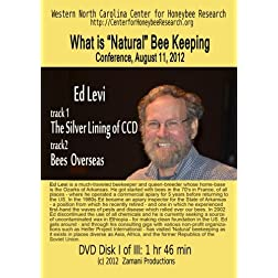 "What is ""Natural"" Beekeeping? Ed Levi"