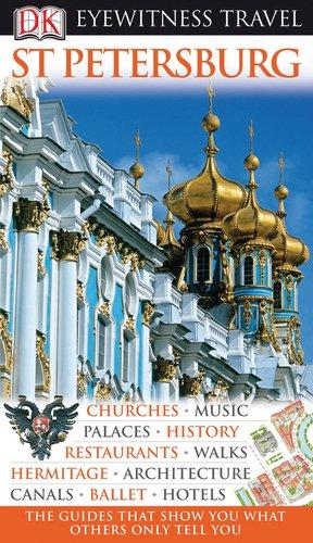 St. Petersburg (Eyewitness Travel Guides)