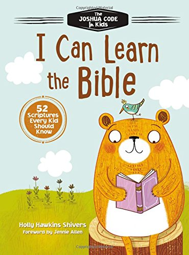 I Can Learn the Bible: The Joshua Code for Kids: 52 Devotions and Scriptures for Kids (I Can Learn compare prices)