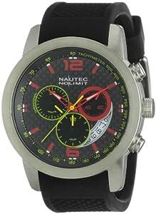 Nautec No Limit Herren-Armbanduhr Cobra CO QZ/RBSTSTCA-AC