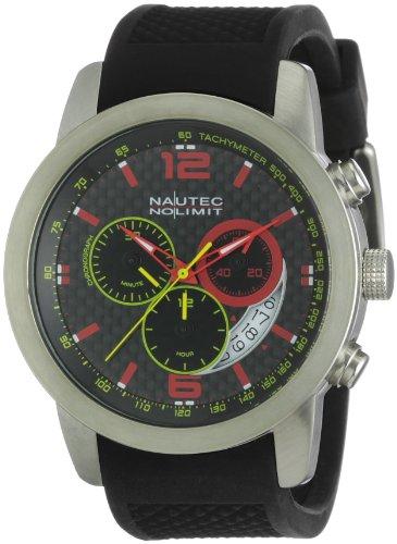 Nautec No Limit Men's Cobra Watch CO QZ/RBSTSTCA-AC
