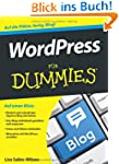 WordPress f�r Dummies (Fur Dummies)