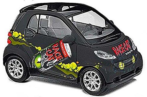 busch-voitures-buv46161-modelisme-smart-fortwo-race-cat-2007
