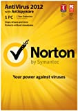 Norton Antivirus 2012 - 1 User [Old Version]