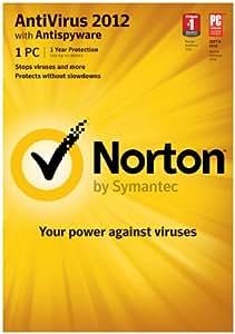 Norton Antivirus 2012 - 1 User [Old Version]