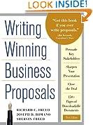 Writing Winning Business Proposals, Third Edition