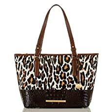 Medium Asher Tote<br>Brown Morrison