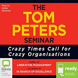 The Tom Peters Seminar Audiobook