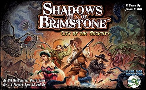 Shadows of Brimstone: City of the Ancients (Heroes Quest Dice compare prices)
