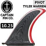 ロングボード用フィン CAPTAIN FIN CO. TYLER WARREN 10.25 タイラー・ウォーレン キャプテンフィン センターフィン ポビットフィン