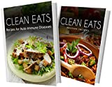 Recipes For Auto-Immune Diseases and Mexican Recipes: 2 Book Combo (Clean Eats)