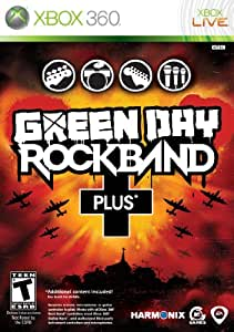 Green Day: Rock Band Plus -Xbox 360