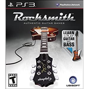 Rocksmith For Guitar And Bass - Xbox 360 52729