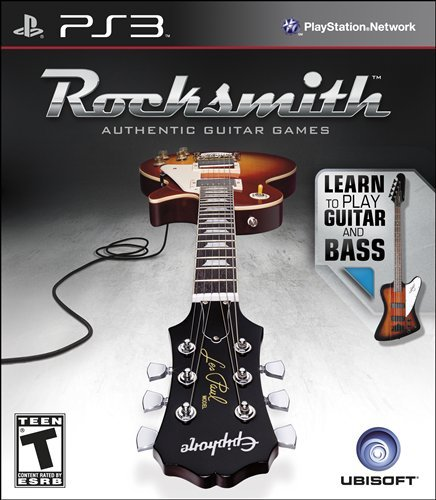 Imagen de Rocksmith Guitar and Bass