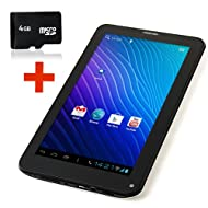 Maxtouuch MX-82457 Tablet with Free 4GB Memory Card (WiFi, 3G via Dongle, Voice Calling)