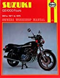Haynes Manual for Suzuki GS1000 Four (77 - 79) Including an AA Microfibre Magic Mitt