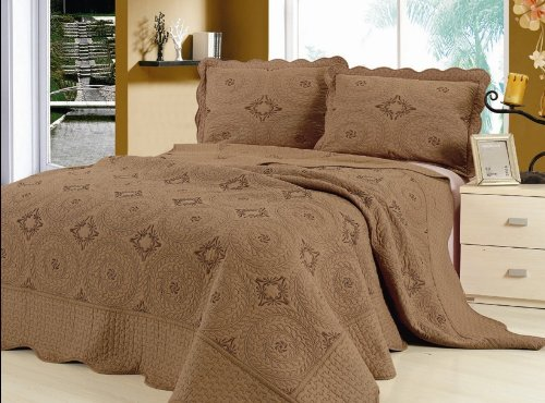 King Size Bedspreads 1048 back