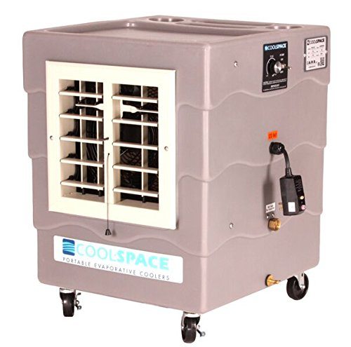 COOL-SPACE CSW-12-VD Wave Portable Evaporative Cooler