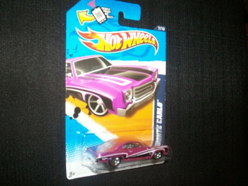 Hot Wheels Muscle Mania GM '12 '70 Monte Carlo 7/10 - 1