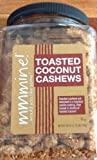 mmmine! Toasted Coconut Cashews