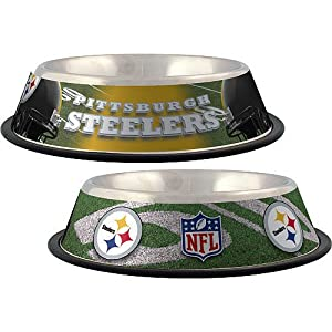 Pittsburgh Steelers Pet Bowl by Hunter Manufacturing