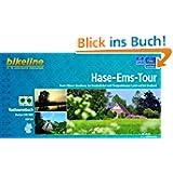 Hase - Ems - Tour: Zwei-Flüsse-Rundtour im Osnabrücker und Ems-Land. Ein original bikeline-Radtourenbuch. Mit...