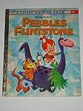 img - for Hanna Barbera Pebbles Flintstone A Little Golden Book book / textbook / text book