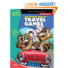 The Complete Book of Travel Games (The Complete Book Series)