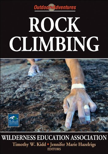 Rock Climbing (Outdoor Adventures Series)