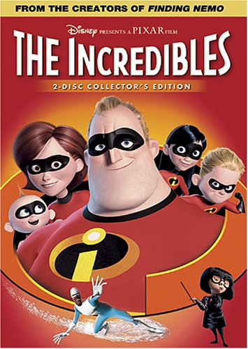 The Incredibles / Суперсемейка (2004)