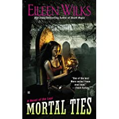 Mortal Ties (Lupi) by Eileen Wilks
