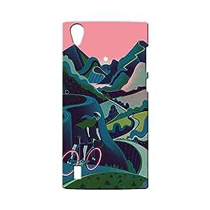 G-STAR Designer Printed Back case cover for VIVO Y15 / Y15S - G3609