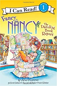 "Cover of ""Fancy Nancy: The Dazzling Book ..."