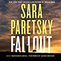 Fallout: A V.I. Warshawski Novel Audiobook by Sara Paretsky Narrated by Susan Ericksen