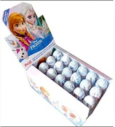 Frozen Eggs with 3d Collection - 12 Count