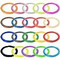 XCSOURCE® 10stk 10M Modellierung Stereoskopisch ABS GlÃ1/4hdraht fÃ1/4r 3D Pen Zeichnung Drucker Stift TH089