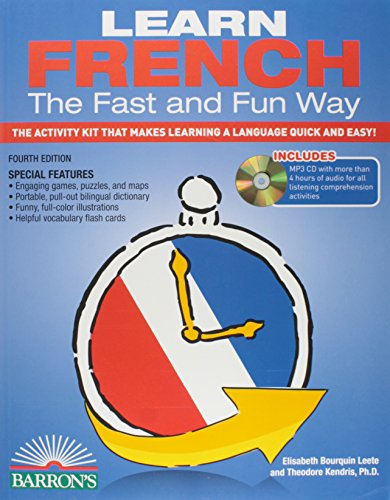Download [PDF] Barron S Learn Spanish The Fast And Fun Way ...