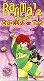 Ranma 1/2 - Martial Mayhem, One Lump or Two [VHS]