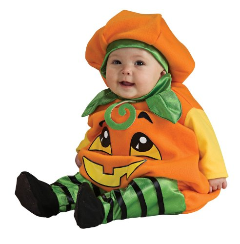 Rubie's Costume Infant Pumpkin