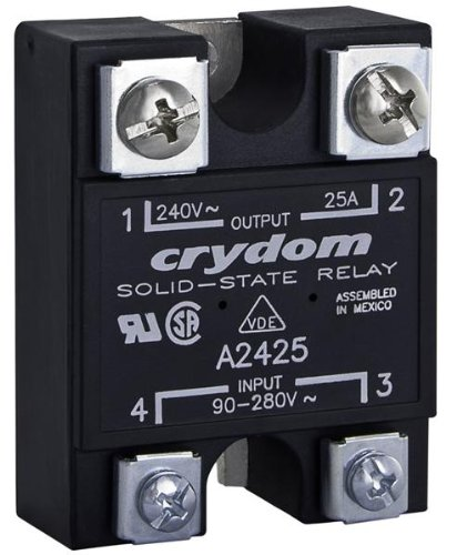 Solid State Relays - Industrial Mount PM IP00 280VAC/50A , 3-32VDC In, ZC deal 2016