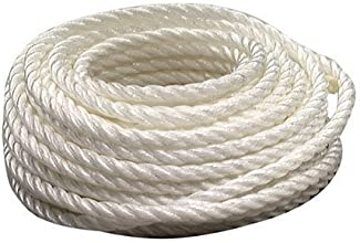 POLY ROPE 38quotX5039TAN Pkg of 5