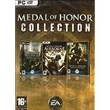 Medal of honor Collection - Tripack ( Airborne, Batailles du Pacifique, D�barquement alli� )par Electronic Arts