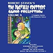 Bugville Critters Audio Collection 8: Four Stories | Robert Stanek