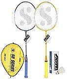 #8: Silver's SB 503 Badminton Racquet Combo