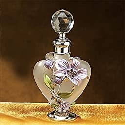 SS-A-51624 Crystal Jewel Perfume Bottle Scented Fragrance Container