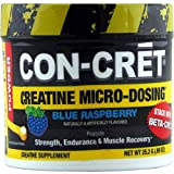 ProMera Health CON-CRET Creatine HCL Supplement, Blue Raspberry, 0.83 Ounce