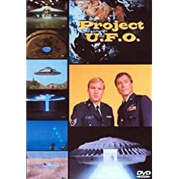 Project UFO TV Series Complete DVD Collection