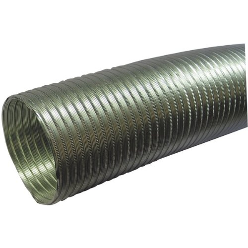 Deflecto A058/5 Semi-Rigid Flexible Aluminum Duct (5Inin Dia X 8Ft) front-591130